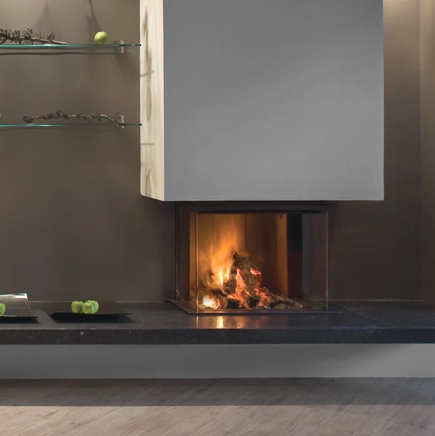 kal fire heat pure 65 3 zijdig wildenborg haarden. Black Bedroom Furniture Sets. Home Design Ideas